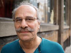 Sandor (jeffcbowen) Tags: sandor street stranger budapest hungary journalist