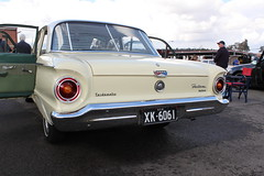 Ford Falcon XK (jeremyg3030) Tags: cars ford falcon xk