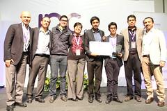 Premiación Reto Emprendedor