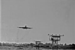 Landing in St. Louis (craigsanders429) Tags: aircraft jets airports airlines twa boeing707 jetliners landingaircraft transworldairlines lambertstlouisairport