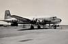 Braathens DC-4 LN-HAT, late 1940s (Proplinerman) Tags: aircraft douglas 1949 airliner braathens dc4 c54 propliner lnhat