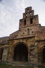 Gerri de la Sal (Catalogne/Espagne) (PierreG_09) Tags: espaa spain santamaria catalunya espagne glise monasterio catalua monastre clocher saintemarie pallars catalogne gerridelasal pallarssobira baixpallars