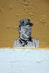 IMG_6729 (motveggen) Tags: streetart pasteup mann bergen gatekunst menneske streetartbergen