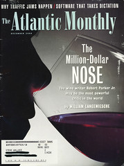 The Atlantic Monthly - December 2000 (swallace99) Tags: magazine wine robertparker atlanticmonthly œnology