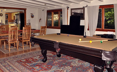 Pool Table (Mary P Madigan) Tags: newmexico santafe forest solar artist skiing forsale climbing observatory retreat writer astronomy taos pooltable abiquiu astronomers landnewmexico