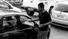 Can you give me some money? (Diego Reghini) Tags: life street city cidade brazil people urban blackandwhite bw man black branco brasil canon pessoas sopaulo pb preto sampa sp vida centrodesopaulo sx510