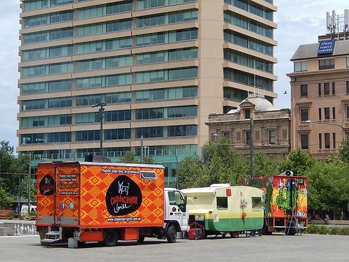 Mobile Food Vans