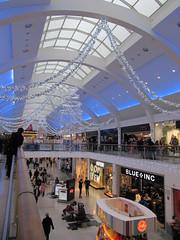 Brighton Christmas decor (wallygrom) Tags: england brighton westsussex clocktower christmaslights eastsussex img7605 christmas2014