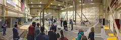 Flight Loads Laboratory Panorama