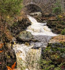 Upper Falls Vertorama (Mitymous) Tags: unitedstates massachusetts hike royalston doanesfalls vertorama fall2014