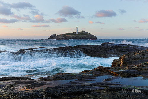 Godrevy Sundown