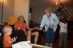 IMG_2607 (hapersmion) Tags: birthday grandma baby home birthdayparty firstbirthday granddaddy lam 2014 hoshiadam