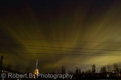 Gleisdreieck, Berlin (Robert.B. Photography) Tags: sky berlin night clouds dark evening abend nacht himmel wolken dunkel gleisdreieck reversingtriangle