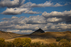 Scattered Couds over Los Osos (mike_vieira213) Tags: california rain lososos centralcoast morro rainyseason losososvalley turriroad ninesisters d7000 mikevieira