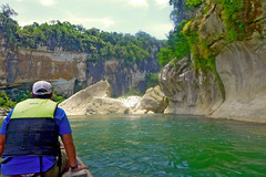 Quirino Province (SIPAT: View from the Edge) Tags: quirino quirinoprovince nagtipunan siitan river cruise discovertheundiscovered bagong ilog bagongilogquirino rivercruise siitanriver