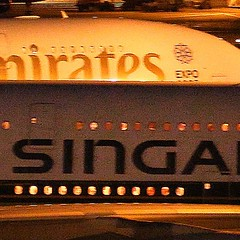 Emirates & Singapore A380s at JFK (JustPlanes) Tags: flying singapore aviation jfk emirates airline airbus a380 airways airlines jfkairport singaporeairlines emiratesairlines airbusa380 kennedyairport airbus380 nycairport justplanes