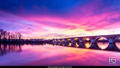 Explosion de couleurs  l'heure bleue (Fabien Georget (fg photographe)) Tags: longexpo