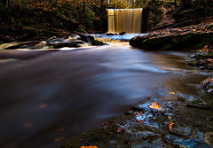 Nant Mill Waterfall (Jon Ford Photography) Tags: longexposure mill wales waterfall woods power north chester plas hoya northwales nant plaspowerwoods nd100 nantmillwoods