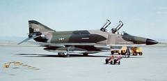 McDonnell Douglas RF-4C Phantom II (Sentinel28a1) Tags: greatfalls phantom usaf f4 mcdonnelldouglas rf4 phantomii malmstromafb