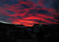 Birkfeld (ernst.weberhofer) Tags: sunrise anger sonnenaufgang steiermark weiz joglland birkfeld waldheimat