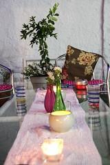 Os detalhes pro aconchego (DeniSomera) Tags: luz de casa luzes novo cor mesa ano anonovo detalhes colorido festinha 2015 gambiarra enfeiteslar