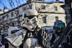 Stormtrooper (Lou.photo) Tags: london starwars greenwich stormtrooper maythehorsebewithyou