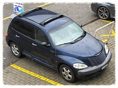 Chrysler PT Cruiser (v8dub) Tags: auto car automobile automotive voiture american chrysler pt cruiser wagen pkw worldcars