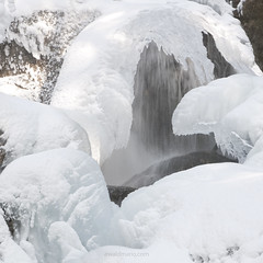 icefall (ewaldmario) Tags: winter white cold fall ice nature water square landscape austria frozen waterfall nikon wasserfall eis weiss niedersterreich myrafalls icefall icecold myraflle loweraustria ewaldmario