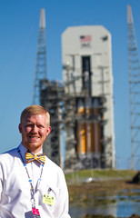 Mr Parker Goes To Cape Canaveral