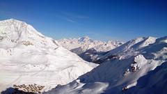 Mont-Blanc, Tignes/Val d'Isre 2014 (MadMax_1995) Tags: wild ski france nature sport sony hiver val z tignes paysage mont blanc montblanc massif disre xperia