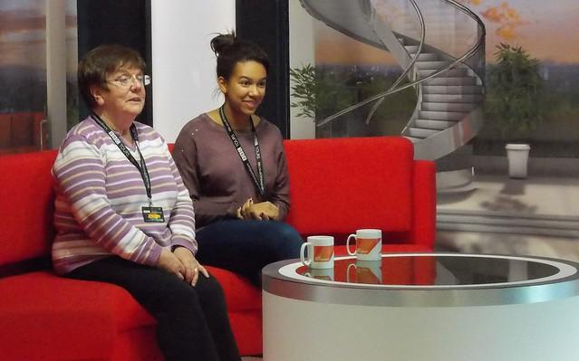 BBC News Studio, Salford
