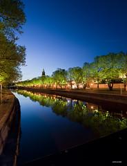 Turku__DSC8365.1 (vesa_aaltonen) Tags: beautiful night suomi finland river cityscape silent turku aura maisema urbanlandscape aurajoki kaunis rauhallinen kaupunkimaisema