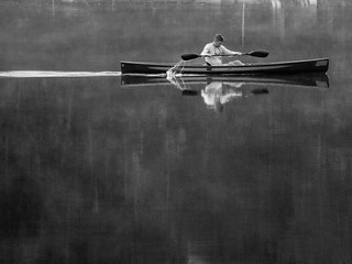 Tranquil Paddle