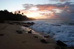 Los Tubos Manat (Eddie (Mi_Clon)) Tags: sea beach puerto mar scenery puertorico playa rico shore manati lostubos flickrtravelaward