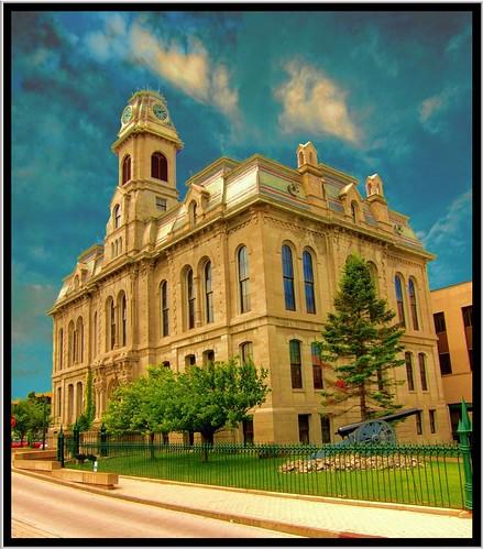 Oswego City Hall ~ Oswego NY ~ Historical Building