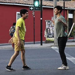 Urban artists (alobos Life) Tags: chile santiago friends summer urban amigos cute boys beautiful de guys artists verano acrobat urbano urbanas providencia acrobacias 2015