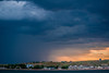 Storm over Pierre, SD (rvtn) Tags: summer sky usa storm rain clouds southdakota landscape skies pierre dramaticskies