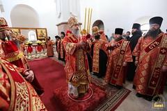 42. Paschal Prayer Service in Svyatogorsk / Пасхальный молебен в соборном храме г. Святогорска