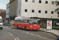 Photo of 522, SBD 522R, Leyland National (t.1992)