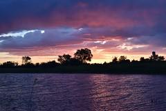 Purple Sky (tj_arriaga) Tags: sky clouds skyscape landscapes nikon sunsets unprocessed purplesky waterandsky colorfulsunsets d5500