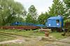 EDK 10 Eisenbahndrehkran, VEB Schwermaschinenbau S.M. Kirow Leipzig (Thorsten Mothes) Tags: ketzin eisenbahndrehkran kirow schwermaschienenbau edk10