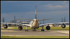 D-AIHF Lufthansa Airbus A340-600 (Tom Podolec) Tags:  way this all image may any used rights be without reserved permission prior 2015news46mississaugaontariocanadatorontopearsoninternationalairporttorontopearson