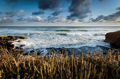 (Fabio De Santis) Tags: sea sky italy seascape roma beach clouds landscape photography nikon nuvole mare sigma ciel cielo spiaggia paesaggio lazio santasevera spia d5100 fabiodesantis