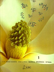 Qumica orgnica: volume 1 - 10 ed. (Biblioteca da Unifei Itabira) Tags: capa livro maio 2016