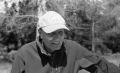 8239.Lulu (Greg.photographie) Tags: portrait blackandwhite bw film 50mm nikon lulu noiretblanc 100 nikkor 18 nikonfe lucien foma r09