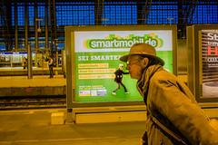 Germany 2016 (yoriyas) Tags: street old blue man alex yellow train germany photography funny ngc streetphotography morocco fujifilm sureal webb magnum inpublic yoriyas yoriyart yassinealaoui