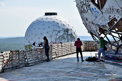 teufelsberg tower (M Jos Encarnao ON/OF) Tags: big fave a