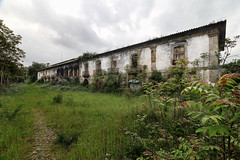 The Big Farm House (RuiFAFerreira) Tags: old urban house abandoned architecture canon exterior decay farm wide urbanexploration blended aged exploration faade oblivion urbex 60d 1018mm