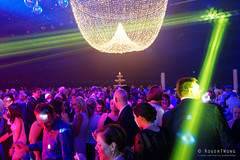 20160503-36-Viaduct Events Centre interior (Roger T Wong) Tags: lighting travel newzealand people lights dancing stage crowd band event auckland nz mirrorball function spotlights gatsby chandeleir 2016 rogertwong sonya7ii sel28f20 sonyilce7m2 sonyalpha7ii sonyfe28mmf2