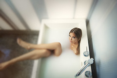 Sophia 'In The Tub' 3 (TJ Scott) Tags: photography book photographer pictures cinematic tjscott inthetub cinematicpictures publishing